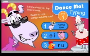dance-mat
