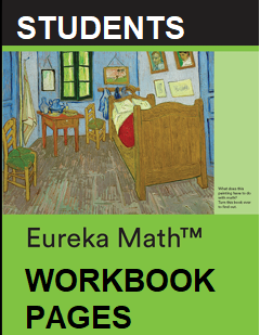 Students Eureka Math Workbook Pages